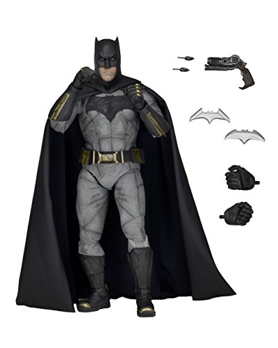 ネカ バットマンvsスーパーマン/ジャスティスの誕生 1/4スケール 18インチ アクションフィギュア バットマン / NECA BATMAN v SUPERMAN: DAWN OF JUSTICE【並行輸入品】2016 BvS