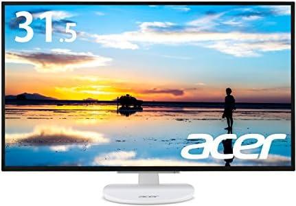 Acerモニター ディスプレイ ER320HQwmidx 31.5インチ/HDMI端子対応/IPS/スピーカー内蔵/ブルーライト軽減