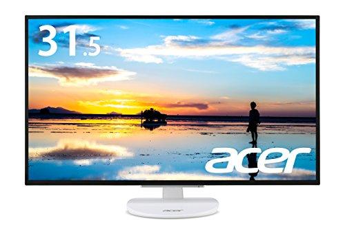 Acer ディスプレイ モニター ER320HQwmidx 31.5インチ/HDMI端子付/IPS/スピーカー付/ブルーライト軽減