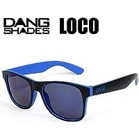 [ダン?シェイディーズ] LOCO ロコ (日本限定フレーム) Black / Blue Twotone x Blue Mirror Lens vidg00274