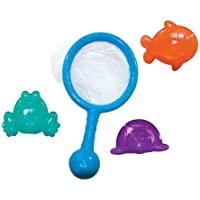 Sassy Catch N Release Net Bath Toy (Discontinued by Manufacturer) [並行輸入品]