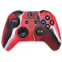 inverleeスキンfor Xbox Oneコントローラ、ソフト迷彩シリコンケースカバーfor Xbox Oneワイヤレスコントローラ マルチカラー IN