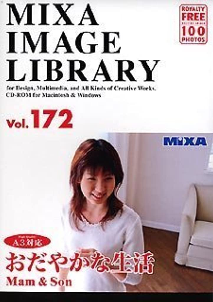 大臣回路暴露するMIXA IMAGE LIBRARY Vol.172 おだやかな生活