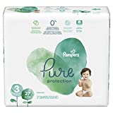 Pampers Pure Protection Diapers, Size 3, 27ct