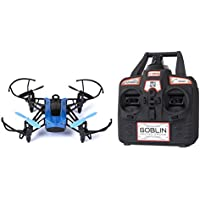 Elite Goblin 2.4 GHz 4.5 CH 25 mph RC Racing Drone (カラーMay Vary )