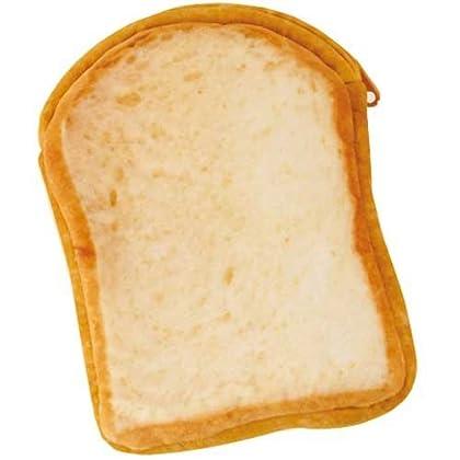 【まるでパンみたいな】ショルダーポーチ (食パン)