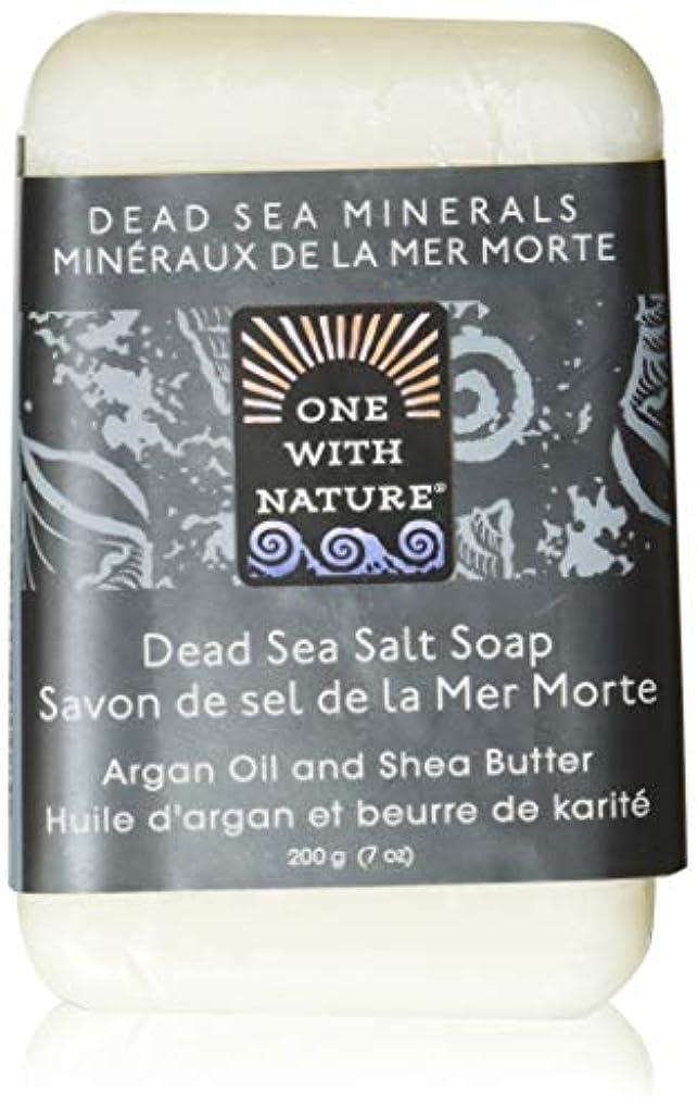 バルセロナ講堂ポルティコDead Sea Mineral Dead Sea Salt Soap - 7 oz by One With Nature