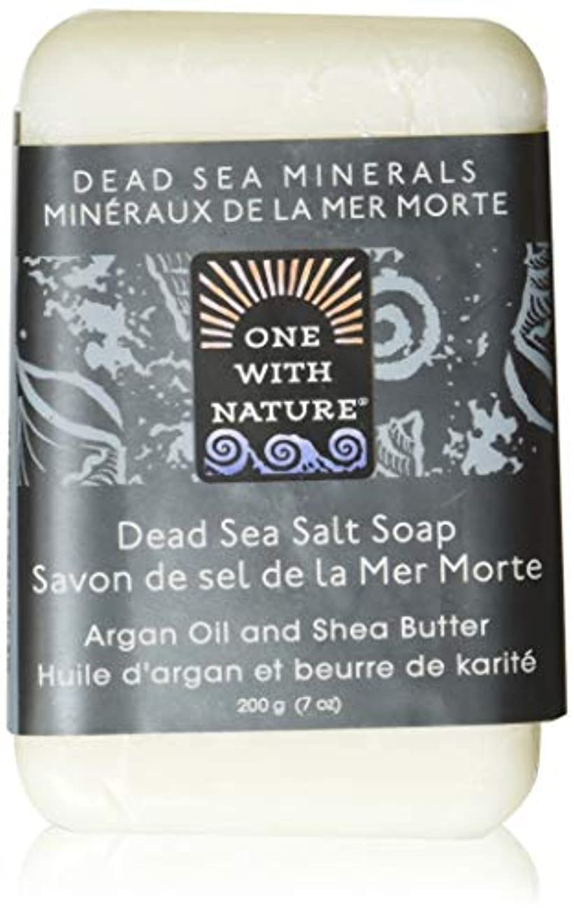 定義する仲人有益なDead Sea Mineral Dead Sea Salt Soap - 7 oz by One With Nature