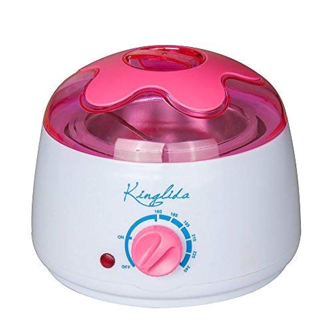 のみ助言食欲Hair Removal Kit Wax Warmer Machine Depilatory Wax Heater for Hand Leg Body Hair Remover [並行輸入品]