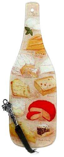 ガラス チーズボード チーズ TF2229