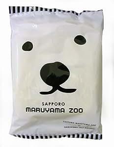 藤原製麺 札幌円山動物園白クマ塩ラーメン 112.4g×10袋