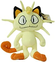 "Pokemon 11"" Plush: Meowth"