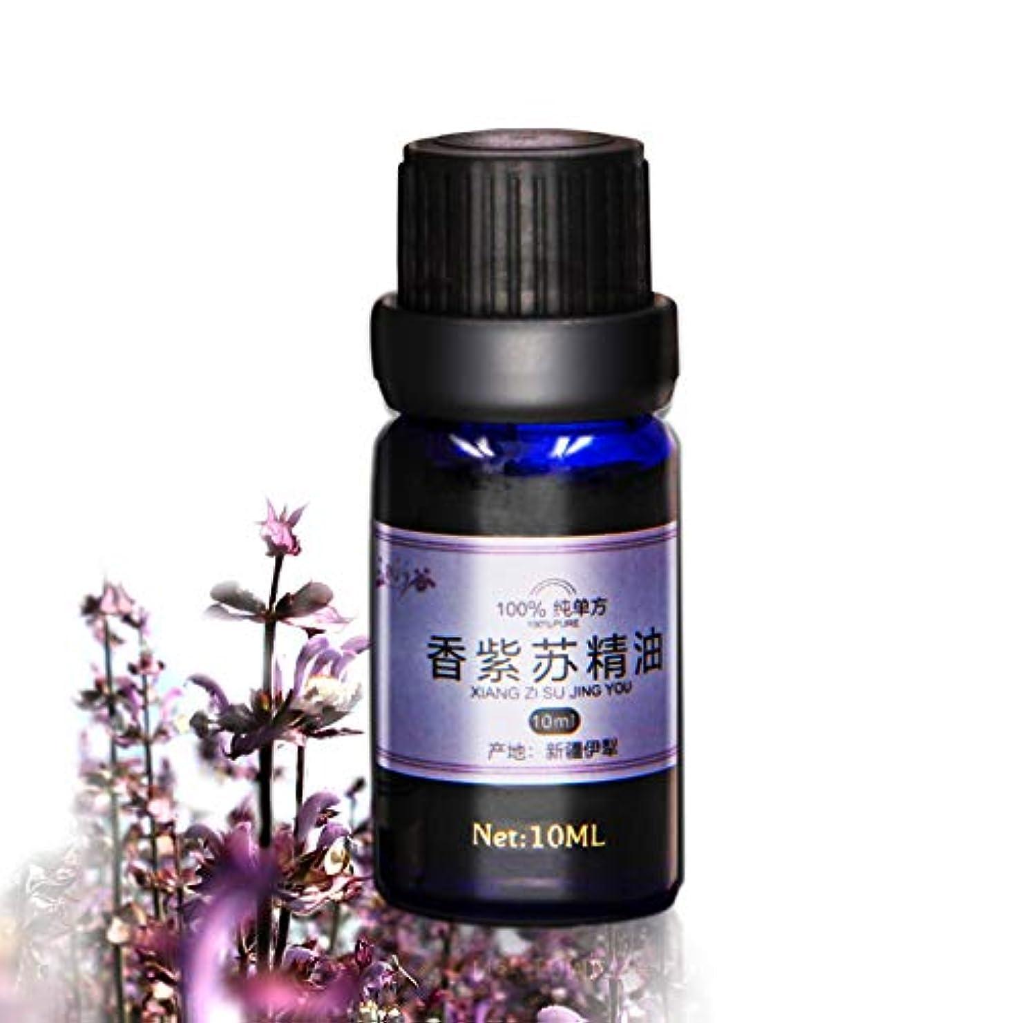 薬甥ブロックJQ セージ エッセンシャルオイル 精油 (アロマオイル) 100% 純粋な 天然 オーガニック 10ml