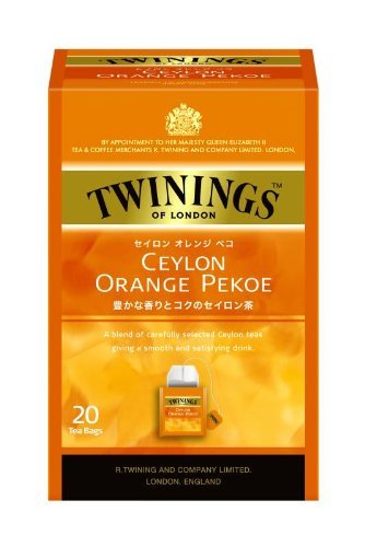 トワイニング セイロン オレンジペコ 20P