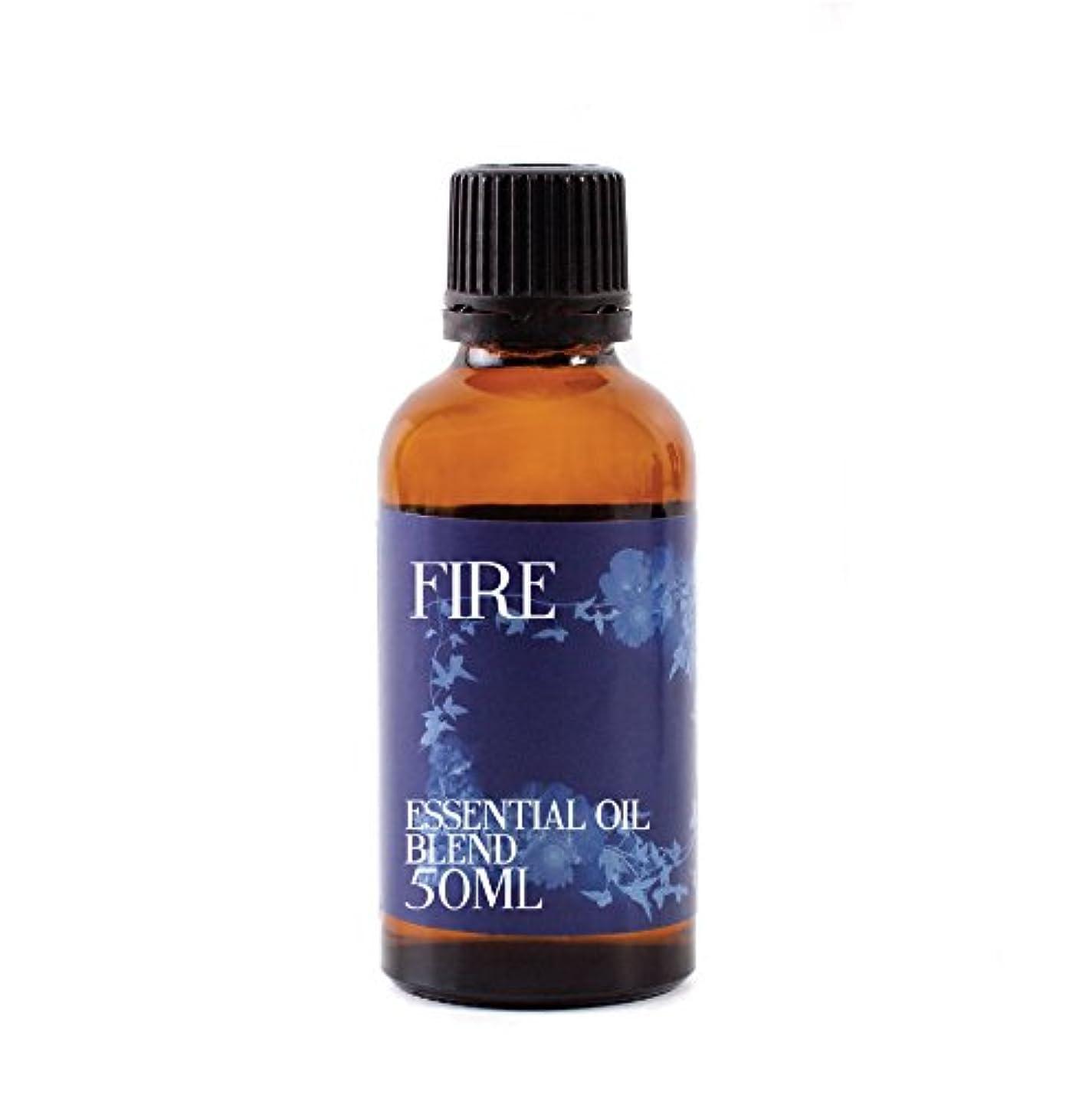 虚偽太鼓腹香水Mystic Moments | The Fire Element Essential Oil Blend - 50ml