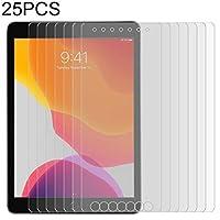 YCDZ STORE フロントプロテクター iPadの10.2インチフルスクリーンHDスクリーンプロテクターのために25 PCS