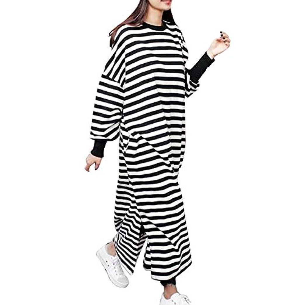 [ココチエ] ワンマイルウェア レディース リラックスウェア ワンピース かわいい 部屋着 パジャマ ロング丈