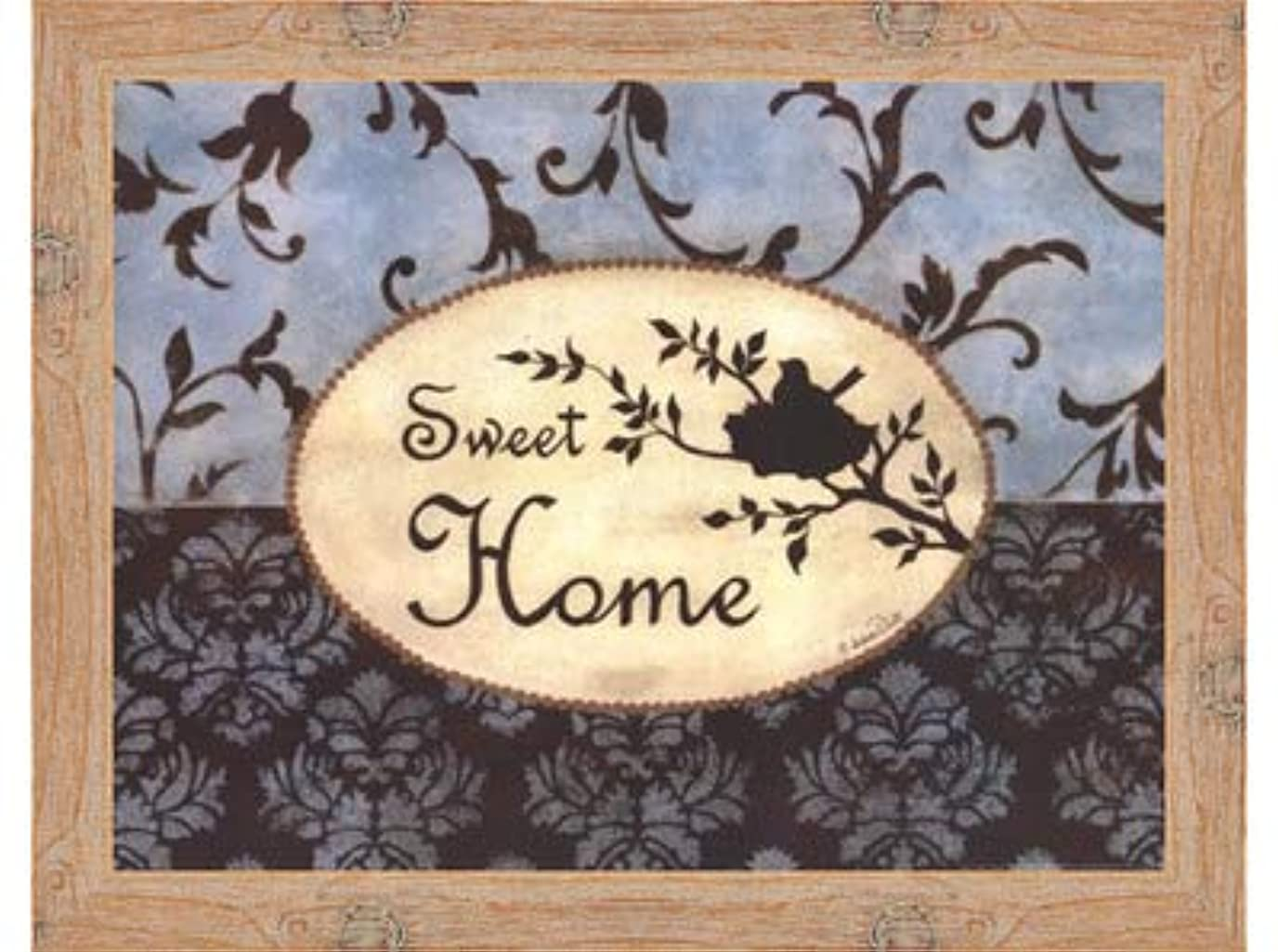 Sweet Home by Andrea Roberts – 16 x 12インチ – アートプリントポスター LE_665221-F10902-16x12