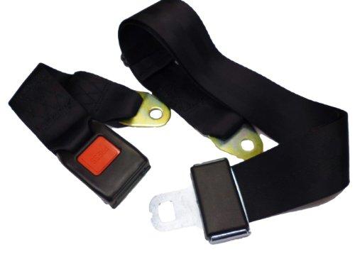 安全第一 二点式 シートベルト形式 固定ベルト クラシックタ...