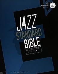 ジャズ・スタンダード・バイブル in E♭ セッションに役立つ不朽の227曲 (CD付き)