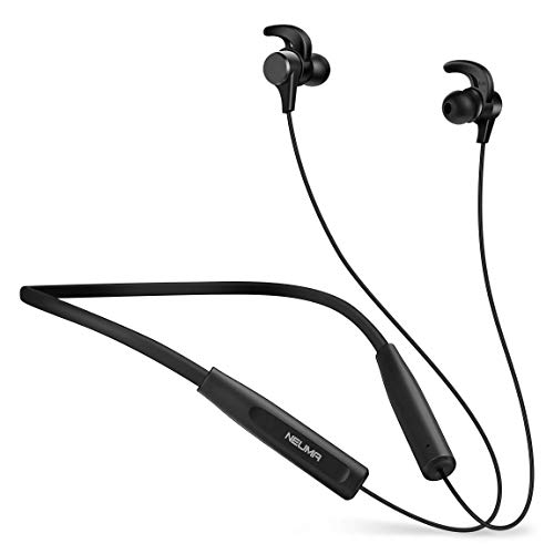NEUMA Bluetooth 4.1 イヤホン 5つの音色切り替え可能 高音質 ヘッドホン [メーカー1年保証] ハンズフリー...