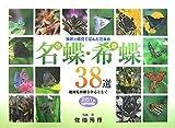 独断と偏見で選んだ日本の名(迷)蝶・希(奇)蝶38選―絶滅危惧種を中心として 261種生態写真収録。 画像