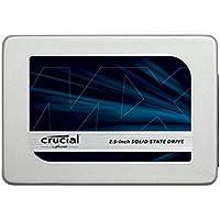 Crucial [Micron製] 内蔵SSD 2.5インチ MX300 525GB (3D TLC NAND/SATA 6Gbps/3年保証) 国内正規品 CT525MX300SSD1/JP