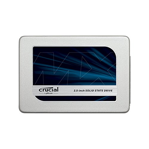 Crucial [Micron製] 内蔵SSD 2.5インチ MX300 525GB ( 3D TLC NAND /SATA 6Gbps /3年保証 )国内正規品 CT525MX300SSD1/JP