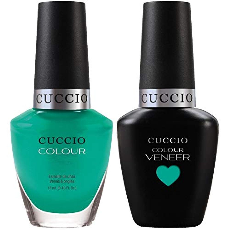 作詞家タイトル信条Cuccio Match Makers - Veneer Gel & Lacquer - Make A Difference - 0.43oz / 13ml Each