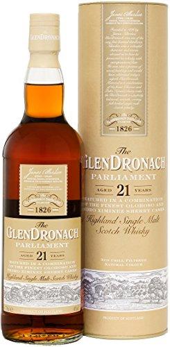 グレンドロナック21年 瓶 700ml