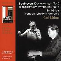 Konzert Fur Klavier & Orchester by BEETHOVEN / TCHAIKOVSKY (2005-01-25)