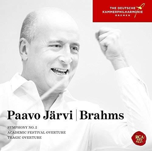 ブラームス:交響曲第2番、悲劇的序曲&大学祝典序曲(SACD HYBRID)