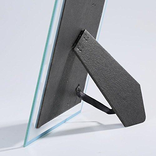 GIFT GARDEN 額縁 X0256M フォトフレーム 2L判サイズ フレーム ガラス セット2枚