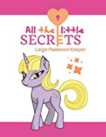 All The Little Secrets: Large Password Keeper
