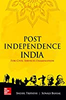 POST INDEPENDENCE INDIA [Paperback]
