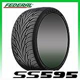 フェデラル(FEDERAL) 2本セット SS595 245/40ZR18