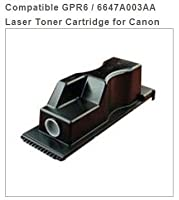 cnm6647a003aa–Canon gpr-6ブラックトナーカートリッジ