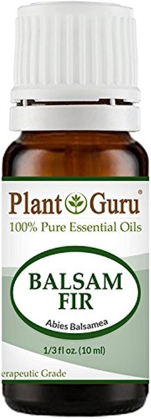 答え仕事に行く引き出しBalsam Fir Essential Oil. 10 ml. 100% Pure, Undiluted, Therapeutic Grade. by Plant Guru
