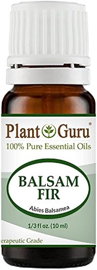 税金意気消沈したばかげたBalsam Fir Essential Oil. 10 ml. 100% Pure, Undiluted, Therapeutic Grade. by Plant Guru