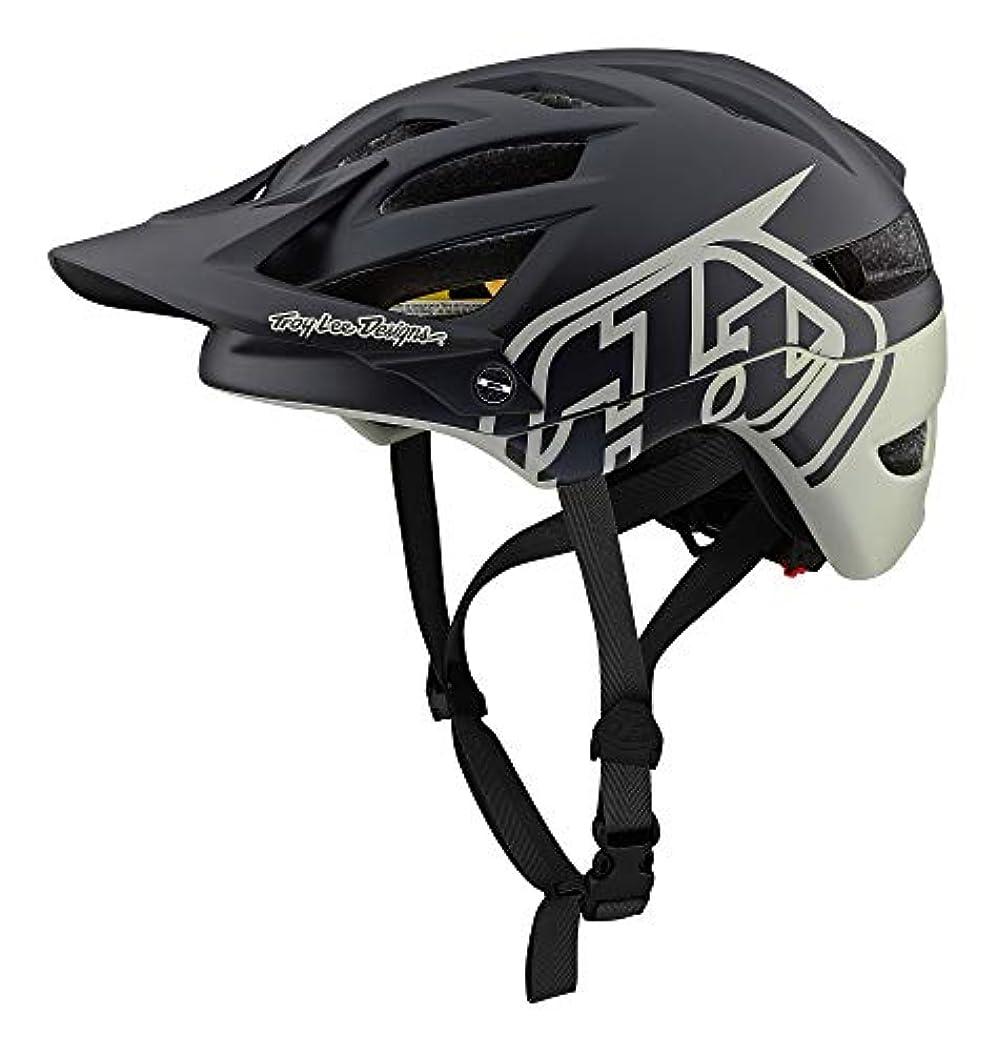前売形状病弱Troy Lee ヘルメット 自転車用 A1 Mips 2019年 モデル Classic [並行輸入品]