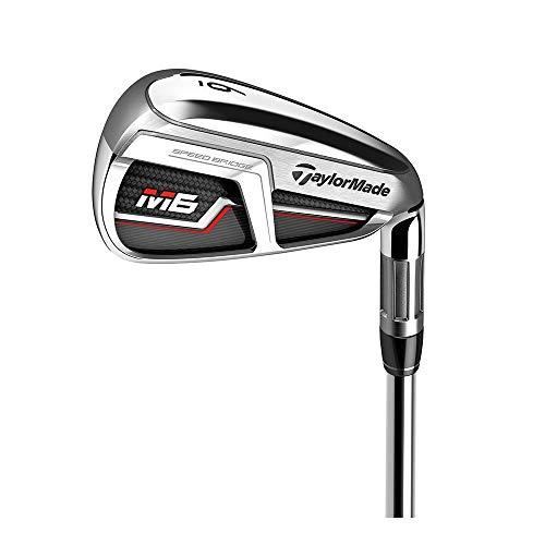 【USモデル】 テーラーメイド ゴルフ M6 アイアンセット 6本組 (5-P) KBS MAX 85 スチールシャフト TaylorMade