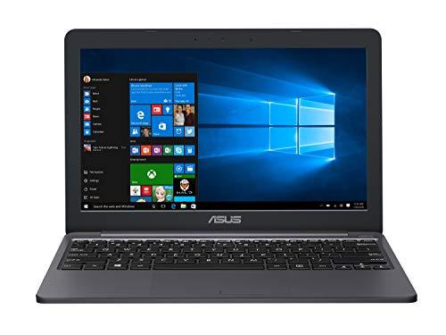 ASUS ノートパソコン VivoBook E203MA-FD082T ブラック B07THTF6VR 1枚目