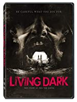 Living Dark: The Story Of Ted The Caver【DVD】 [並行輸入品]