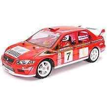 ComStore(TM) Tamiya Lancer Evolution VII WRC 190mm EP 4WD 1:10 RC Cars Touring On Road #50927