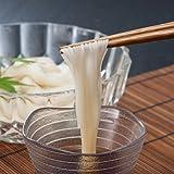 手延べ素麺 350年の伝統を受け継ぐ「麺匠」の技と島原の名水が作り出すこだわりの銘品