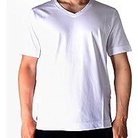 チルコロ (CIRCOLO) 【2018年 春夏】半袖 Vネック Tシャツ コットン 100%【メンズ】【並行輸入品】
