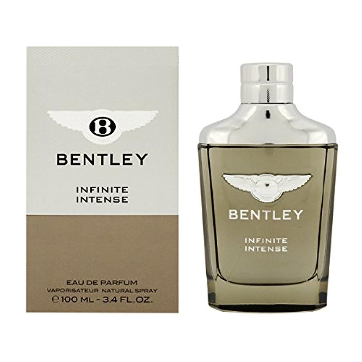 酔う骨の折れる最少ベントレー BENTLEY ベントレー インフィニット インテンス EDP SP 100ml