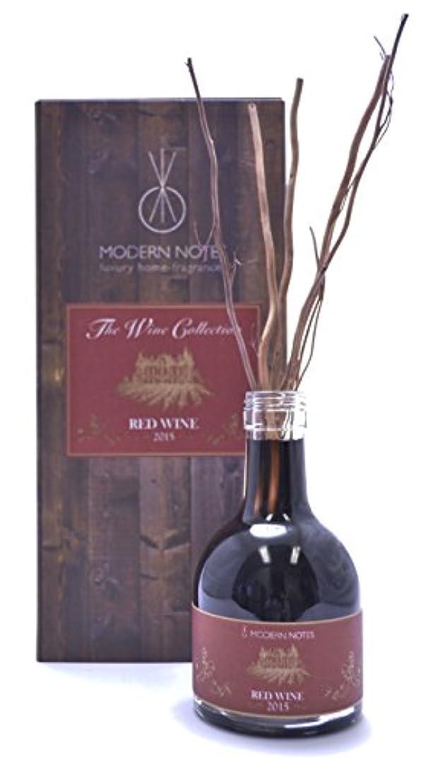 厳密に周辺日曜日MODERN NOTES ワインコレクション リードディフューザー 2015 RED WINE 200mL