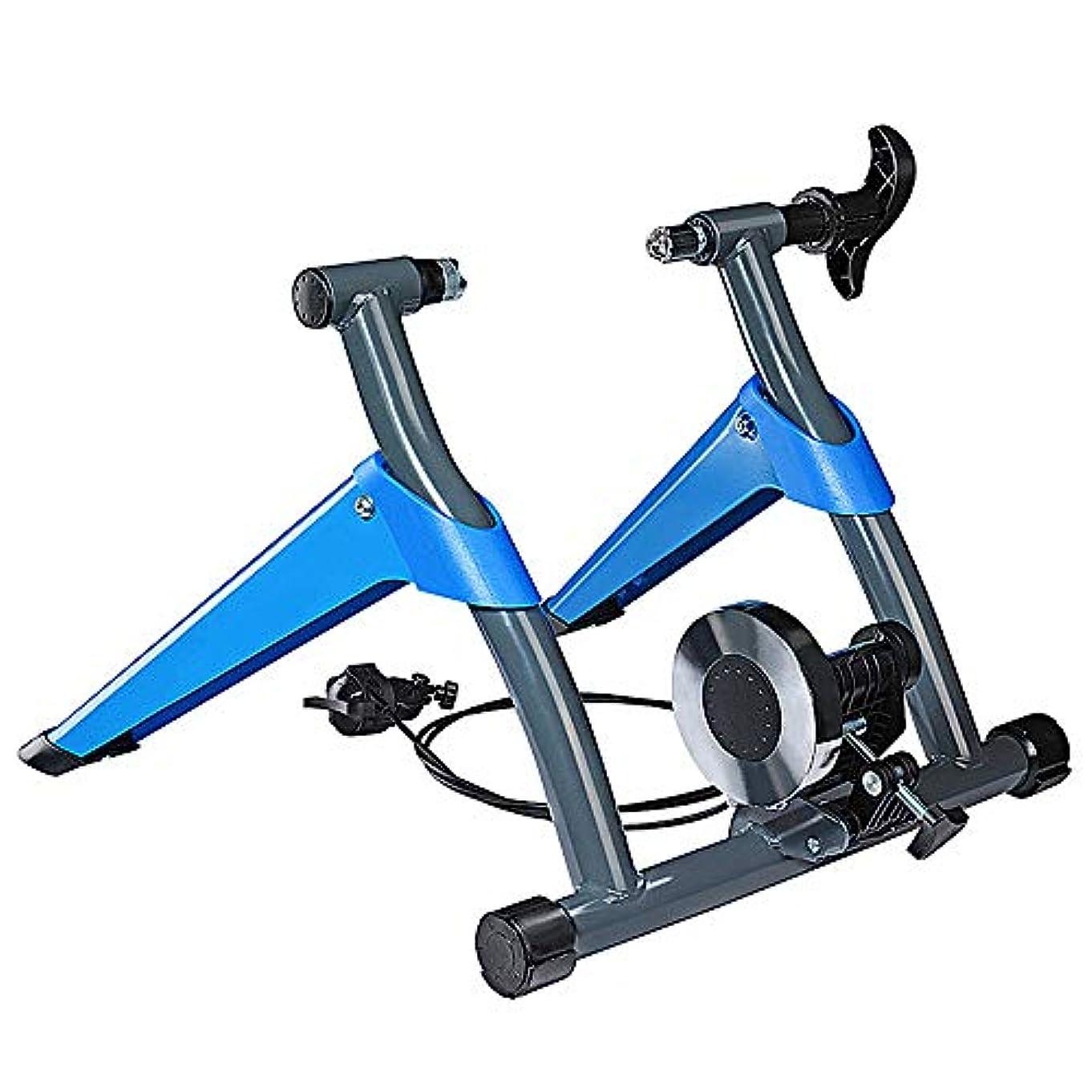 疫病公使館奇跡的な自転車トレーナースタンド, 磁気運動自転車スタンド自転車屋内運動ポータブル