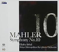 Eliahu Inbal - Mahler:Symphony Nos.10 [Japan LTD SACD Hybrid] OVCL-520 by Eliahu Inbal